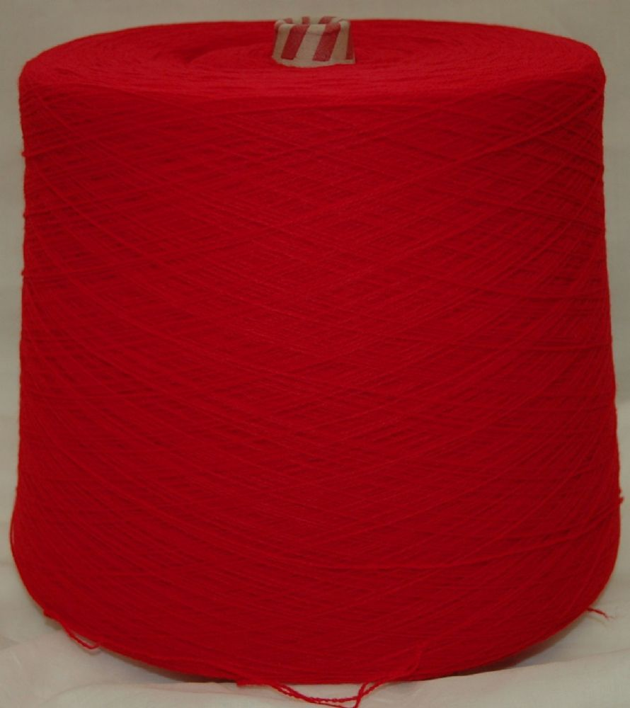 High Bulk Yarn 2/28s - Scarlet- 1600g